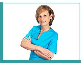 grafika kobiety lekarki